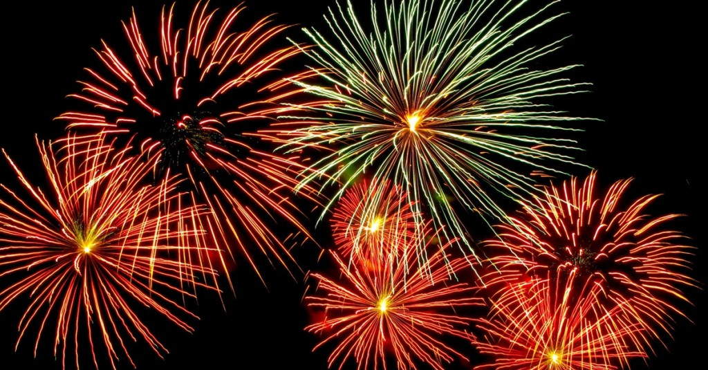 fireworks injuries