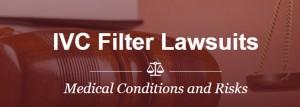 IVC Filter Lawsuits