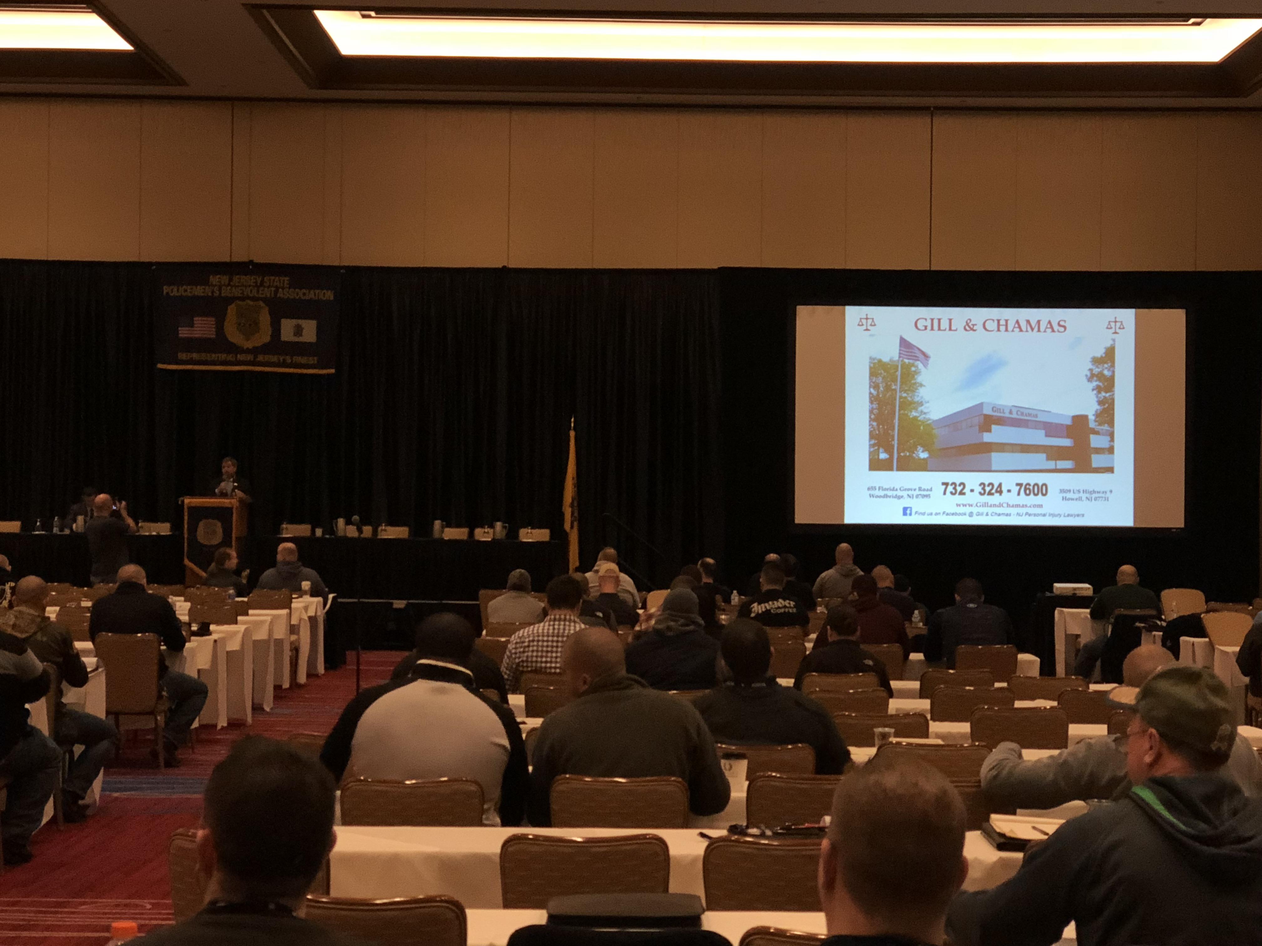 NJ PBA Seminar